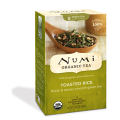 BFG32352 - NumiGreen Tea with Toasted Rice