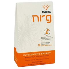 BFG34927 - NRG MatrixNatural Energy & Immune Support Powder Drink Citrus