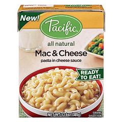 BFG35108 - Pacific Natural FoodsMac & Cheese All Natural