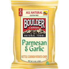 BFG35785 - Boulder CanyonParmesan & Garlic Kettle Chips