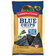 BFG35821 - Garden Of Eatin'Blue Corn Chips Salted