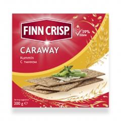 BFG36043 - Finn CrispDark Crackers with Caraway