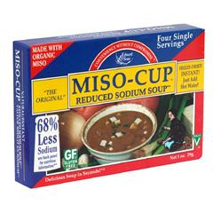 BFG36170 - Edward & SonsMiso-Cup® Reduced Sodium Soup