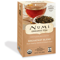 BFG36687 - NumiBreakfast Blend Tea