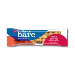 BFG38512 - Balance Bar CompanySweet & Spicy Nut Bare Bars