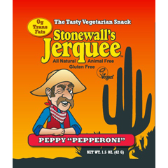 BFG38645 - Stonewall's JerqueePeppy Pepperoni Jerquee