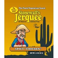 BFG38646 - Stonewall's JerqueeSpicy Chicken Jerquee