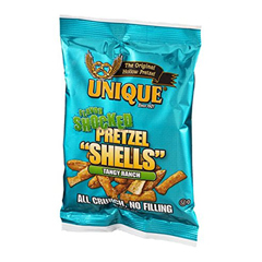 BFG38737 - Unique PretzelsPretzel Shells - Tangy Ranch