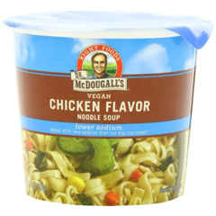 BFG39596 - Dr. McDougall'sLight Sodium Chicken Noodle Soup Cup