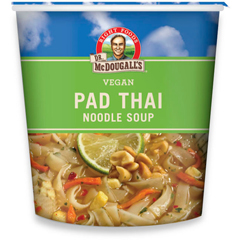 BFG39614 - Dr. McDougall'sPad Thai Noodle Soup Big Cup Gluten Free