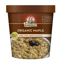 BFG39618 - Dr. McDougall'sOrganic Maple Oatmeal