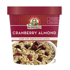 BFG39621 - Dr. McDougall'sCranberry Almond Oatmeal