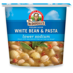 BFG39627 - Dr. McDougall'sLow Sodium White Bean Soup