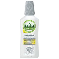 BFG40026 - The Natural DentistPre-Brush Whitening Antigingivitis Rinse