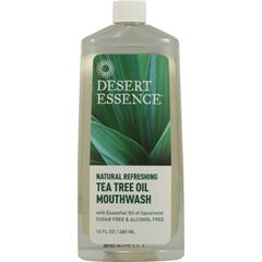 BFG40344 - Desert EssenceTea Tree Oil Mouthwash