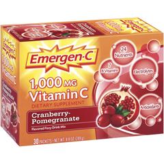 BFG40244 - Emergen-CDrink Mix, Cranberry-Pomegranate