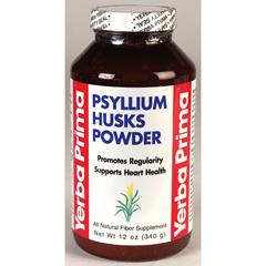 BFG40708 - Yerba PrimaDigestion Aids - Psyllium Husk
