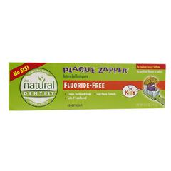 BFG40788 - The Natural DentistPlaque Zapper Natural Gel Toothpaste