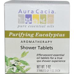 BFG41191 - Aura CaciaPurifying Eucalyptus Shower Tablets
