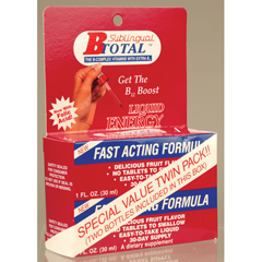 BFG43224 - Nutraceutical SolutionsSublingual B Total