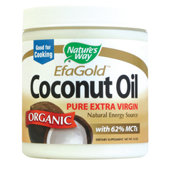BFG43576 - Nature's WayExtra Virgin Coconut Oil