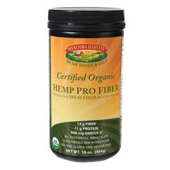 BFG44207 - Manitoba HarvestHemp Protein Powder with Fiber