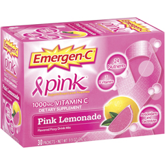 BFG44632 - Emergen-CPink Lemonade Fizzy Drink Mix