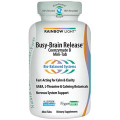 BFG45655 - Rainbow LightBusy-Brain Release, Mini-Tabs