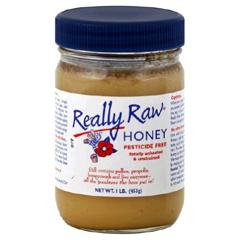 BFG47757 - Really Raw HoneyRaw Unheated Unstrained Honey