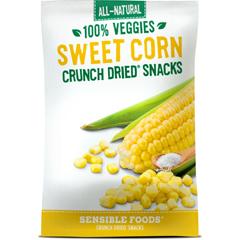 BFG47848 - Sensible FoodsSweet Corn Crunch Dried Snack