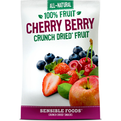 BFG44392 - Sensible FoodsCherry Berry Crunch Dried Snack