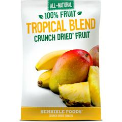 BFG44395 - Sensible FoodsTropical Blend Crunch Dried Snack