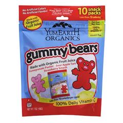 BFG47937 - Yummy EarthOrganic Gummy Bears