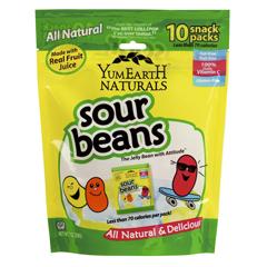 BFG47938 - Yummy EarthOrganic Sour Jelly Beans