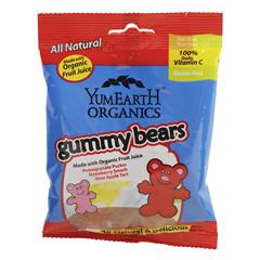 BFG47939 - Yummy EarthOrganic Gummy Bears
