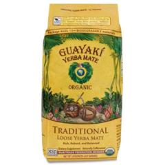 BFG50850 - GuayakiOriginal Yerba Mate Loose Leaf Tea
