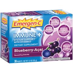 BFG52357 - Emergen-CImmune+ Drink Mix, Blueberry Acai