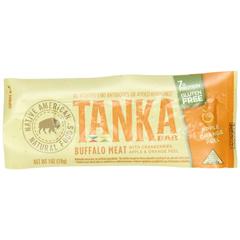 BFG52370 - Tanka BarApple Orange Peel Buffalo Meat Bars