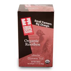 BFG53269 - Equal ExchangeRooibos Herbal Tea