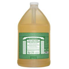 BFG54225 - Dr. Bronner'sAlmond Pure-Castile Liquid Soap - 1 Gallon