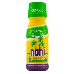 BFG54388 - Hawaiian OLA - Noni Energy Shot with Yerba Mate & Green Tea