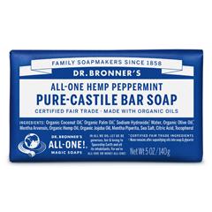 BFG55937 - Dr. Bronner'sPeppermint Bar Soap