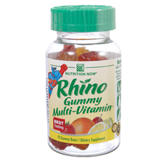 BFG56621 - Nutrition NowBaby & Child Vitamins - Multi, Gummy