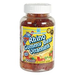 BFG56809 - Nutrition NowBaby & Child Vitamins - Multi, Gummy
