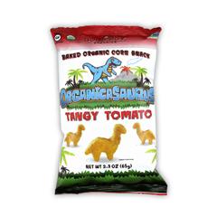 BFG58153 - Good Boy OrganicsOrganicasaurus Baked Corn Snack