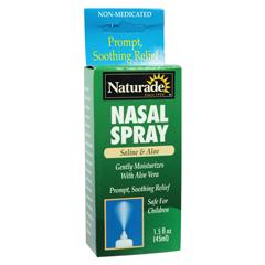 BFG58239 - NaturadeNasal Spray, Saline & Aloe