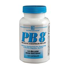 BFG58541 - Nutrition NowProbiotics Nonrefrigerated - PB8 Probiotic