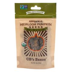 BFG60426 - CB's NutsOrganic Heirloom Styrian Pumpkin Seeds