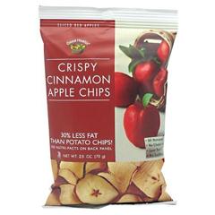 BFG61987 - Good HealthCrispy Cinnamon Apple Chips