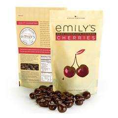 BFG62716 - Emily's ChocolatesDark Chocolate Covered Cherries
